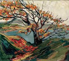 image, by Emily Carr